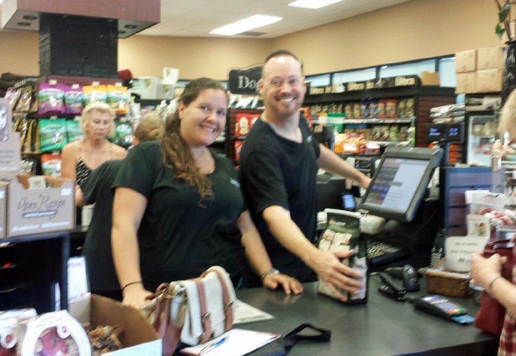 Keri Smith & Dan Nault of Bosley's Parksville