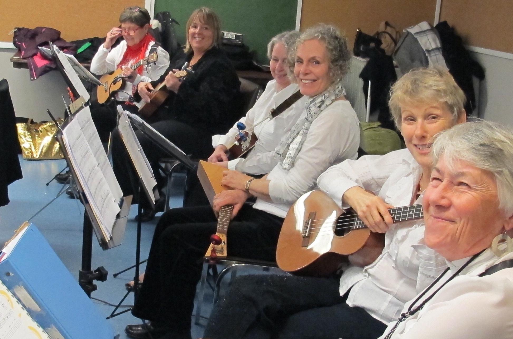 Vancouver Island Ukelele Orchestra