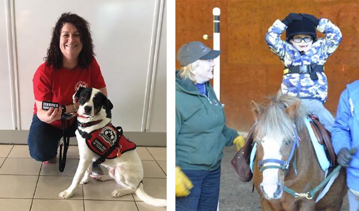 VI Compassion Dogs & ETRA